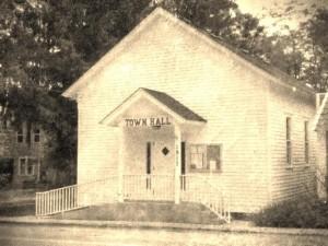 FotoSketcher - Township Hall 003